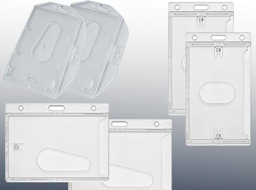 portacredencial plastico