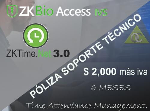 soporte zktime.net 3.0