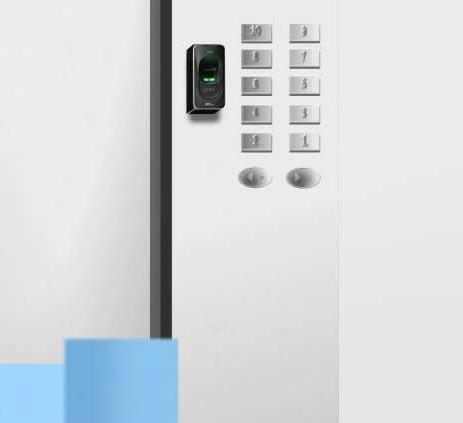 control elevador