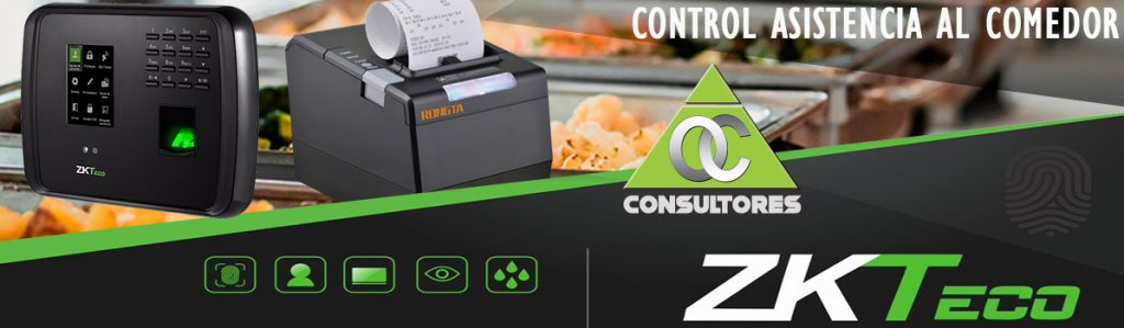 solucion control de comedor
